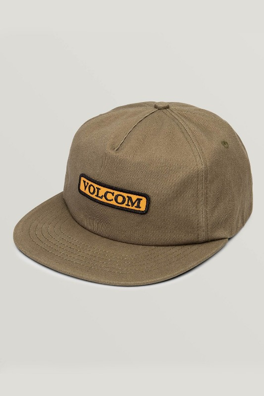 [VOLCOM] Men's CROWD CONTROL HAT - Military