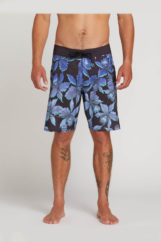[VOLCOM] Men's FUNNA MOD BOARDSHORTS - Light Purple