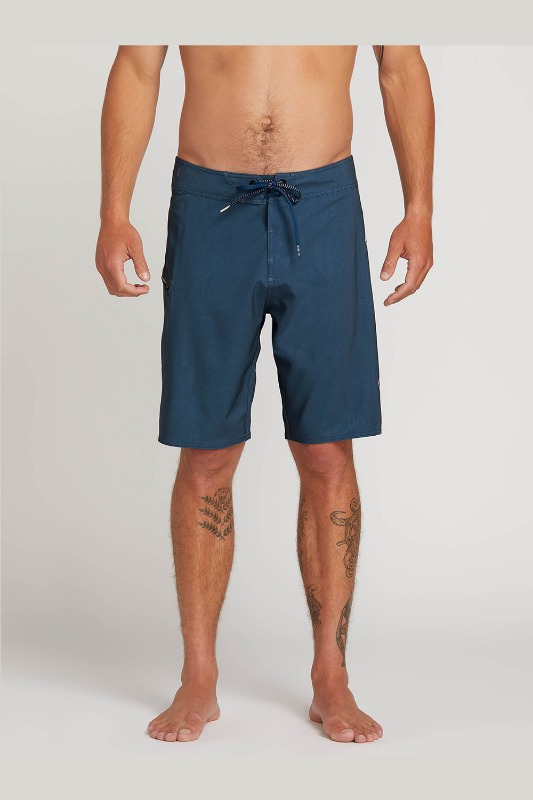 [VOLCOM] MEN'S DEADLY STONES BOARDSHORTS - AIRFORCE BLUE
