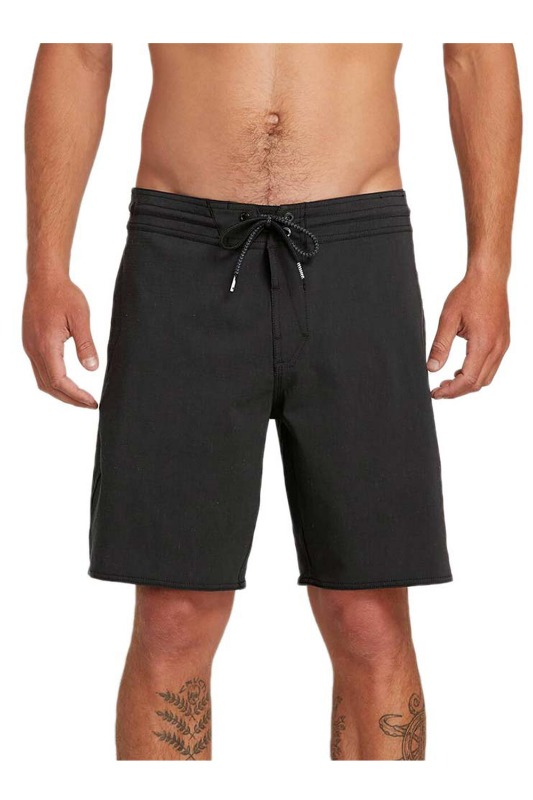 [VOLCOM] MEN'S SOLID STONEYS - BLACK
