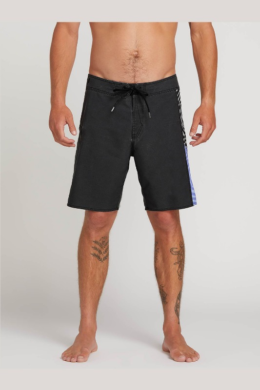 [VOLCOM] Men's - FAMILY DEADLY MOD BOARDSHORTS - Black