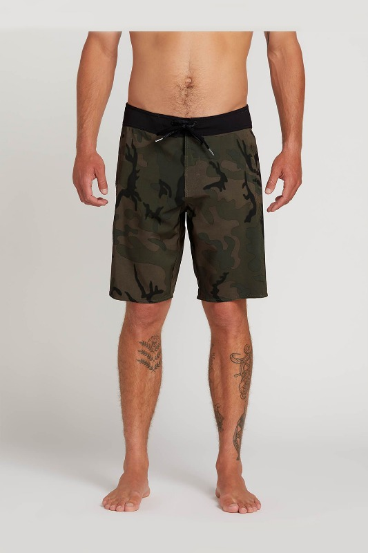 [VOLCOM] Men's DEADLY STONES  BOARDSHORTS - Camouflage