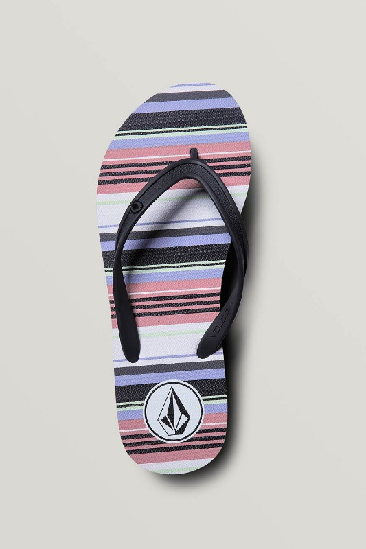 [VOLCOM] WOMEN's ROCKING 3 SANDALS - Multi